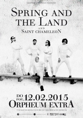 DoPop: Spring & The Land + Saint Chameleon